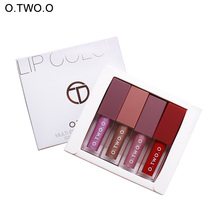O.TWO.O Makeup Kit Matte+Metallic+Glossy+Shiny Lip Gloss Set Mini Lipgloss