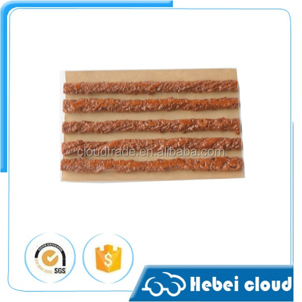 Wholesale tire repair/thread sealing string