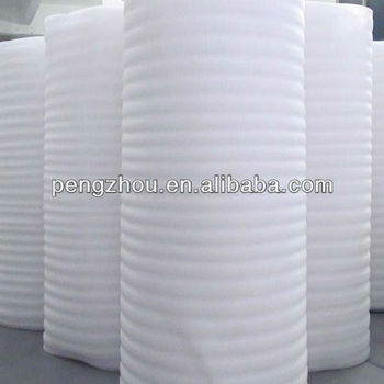 PE foam rolls/epe foam roll 2mm/soft foam roll
