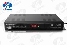 top selling Hybrid Tv Box C+iptv set top box support google play apk install
