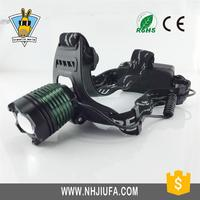 1 years warranty Super Power 4 mode miner led headlamp made in China