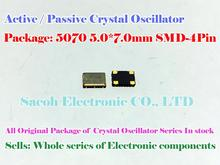 Active crystal 5070 7050 24.000MHZ 24M 24MHZ SMD 5*7mm Clock Oscillators