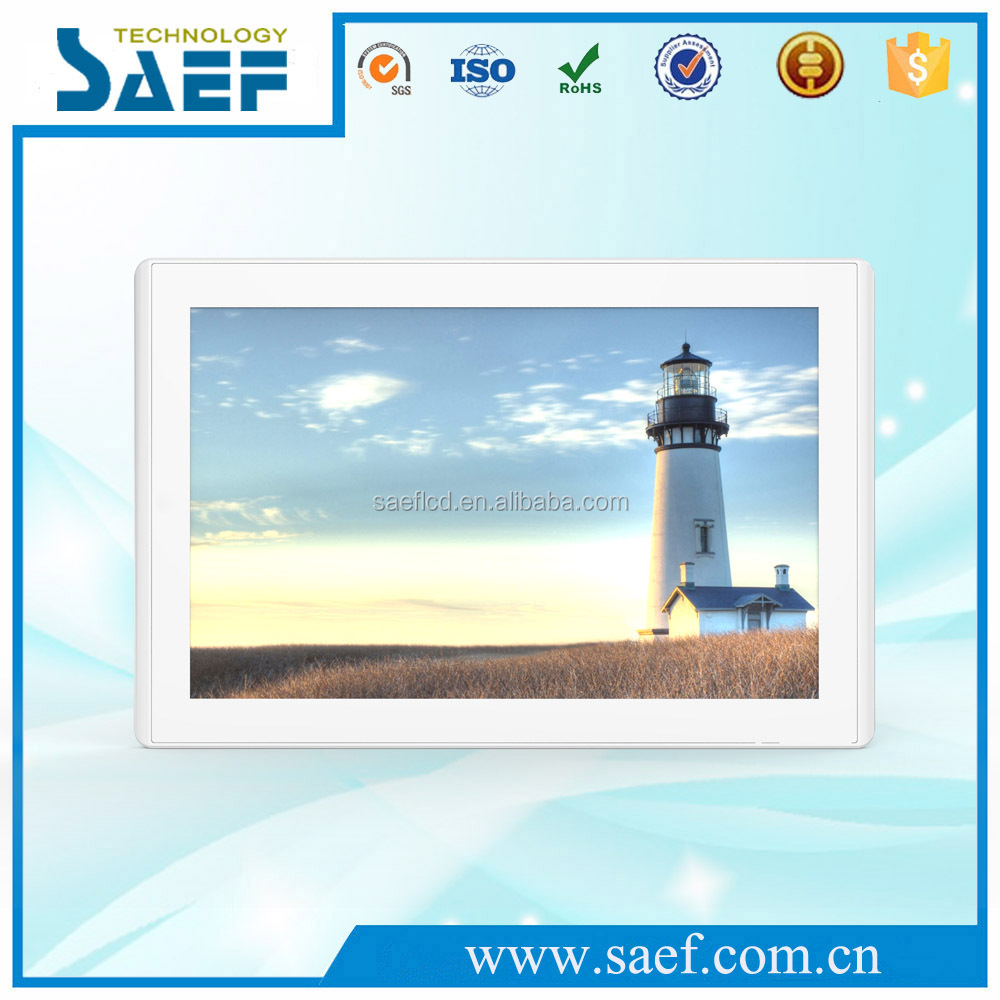 10 inch wall mounted android tablet with ethernet port IPS screen use for industrial application