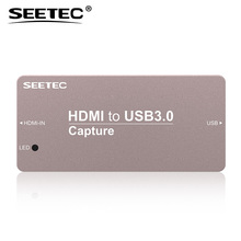 1080p Youtube Live best video capture usb hdmi recording with 1080p/60 Hz mini usb 3.0 hdmi
