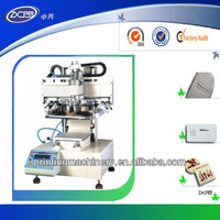 CE approved China silkscreen printing machine for sale