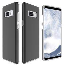 Smart telephone cover case for samsung galaxy note 8 mobile phone shell case tpu pc shock proof