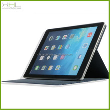 UMKU new design pu leather back cover for ipad
