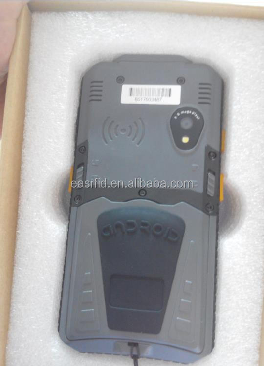 Handheld android bluetooth usb uhf rfid reader