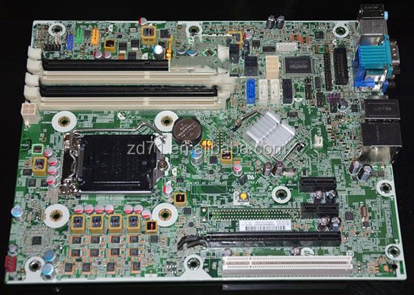 Original 6300 Pro SFF desktop motherboard 656961-001 100% fully tested working 656961-001