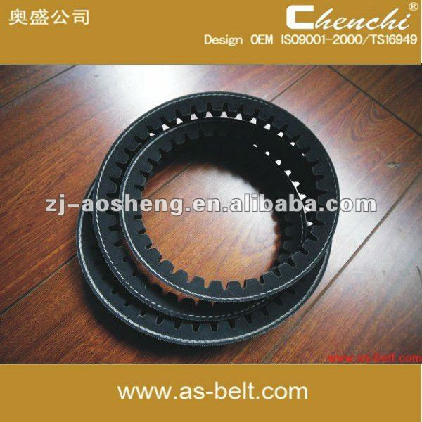 Motorcycle equipment parts machine belt (AVX13X1075) CR,EPDM timing belt