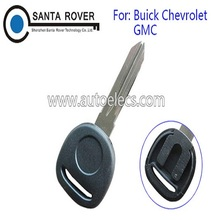 High Quality Buick Chevrolet GMC Transponder Key Case Cover