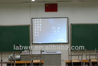 LABWE infrared cheap touch interactive whiteboard devices for school teaching