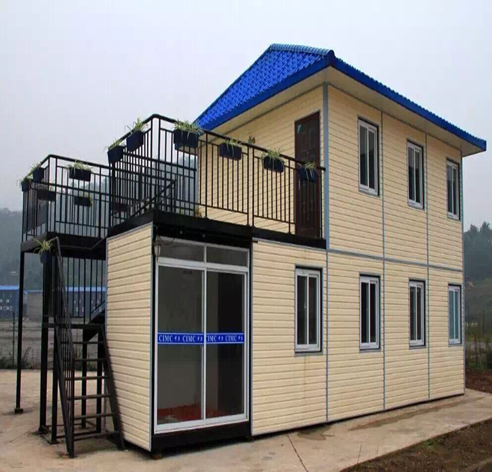 Mobile Nepal Prefab Container House