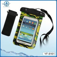 China supply waterproof protector case for samsung galaxy s4