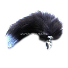 OEM New Top Sex Toys Wild Fox Tail Anal Plug Butt for Women Suppositories Cospaly