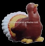 advertisement inflatable turkey