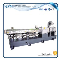 STS High quality polymer extrusion machine plastic machinery