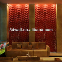 high quality 3d decorative acoustic wall panels