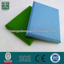 Soundproof And Decorative Leather Roof Tiles For Cinema Indoor Decoration