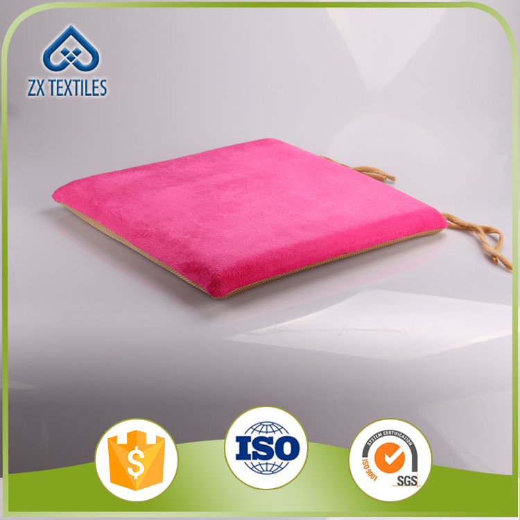 comfortable anti fatigue gel memory foam seat cushion