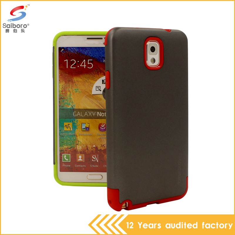 Fast delivery pc+tpu for samsung galaxy note 3 cute case
