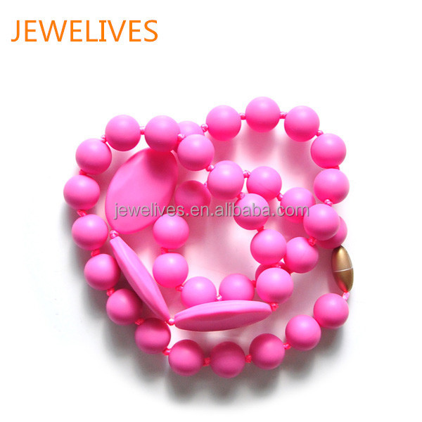 New hot selling rubber silicone baby teething toy