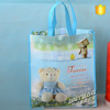 printing tote shopping bag,Customized advertising non woven bag