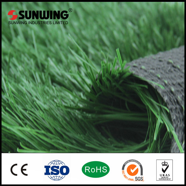 hot sale Environmental Health soccer artificial turf from SUNWING PRODUCTION