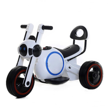 Easy Assembled Cheap Child Toy Car Battery Powered Kids Motorcycle with Music