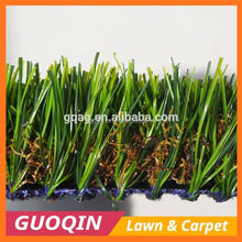 Saleable highly density artificial grass tile