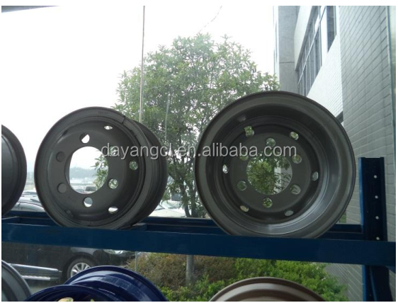 7.50-20 tube light truck wheel rims