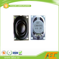 20*27MM 8ohm Thin Flat speaker driver unit for notebook tablet pc