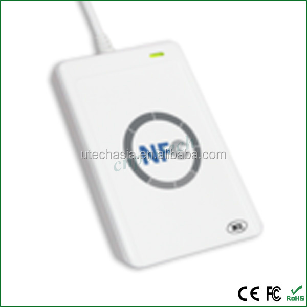 ACR122U Contactless IC Card Reader NFC Door Access Control system For Hotel