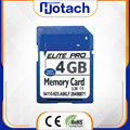Promotional change cid memory card 8gb 16gb 32gb for car