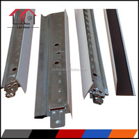 China suppliers ceiling grid t section steel weight