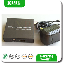 Cheap Price HDMI Splitter 1 in 2 Out China Supplier