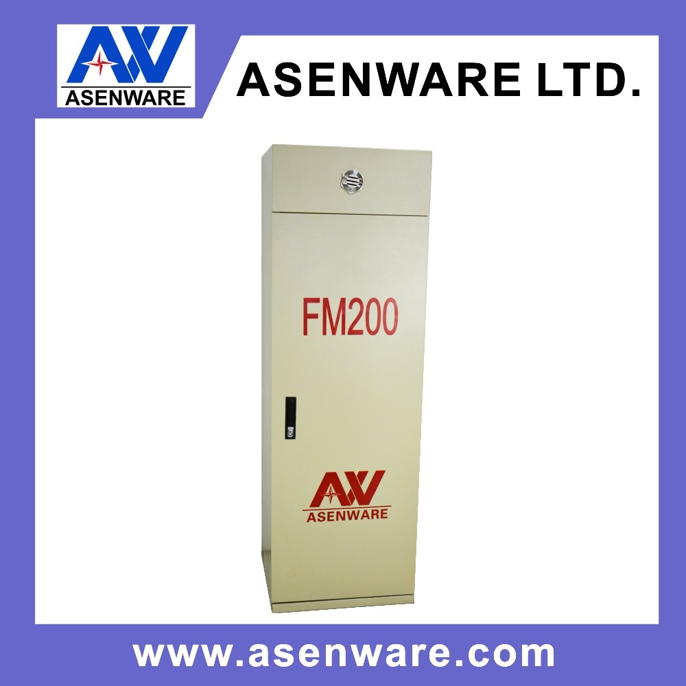 New products FM200 fire extinguishier suppression system 120L