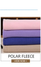 Factory wholesale 100% polyester double side interlock shu velveteen