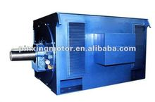 Y series high voltage three phase induction motors 2500KW