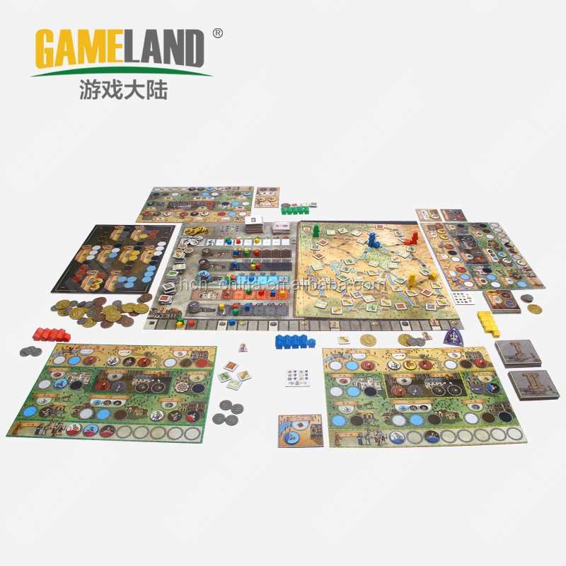 Custom Intellectual Board Games For Kids Board Game Maker