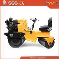 Construction Machinery Honda Engine used road roller for sale