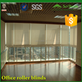 Elegant Polyester Fabric Horizontal Office roller blinds