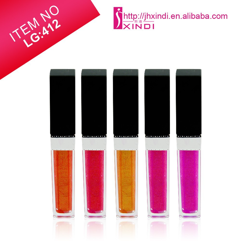 Private Label Bulk Lip Stain Easy to Color Nourishing Lip Gloss Lip Stain