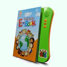 2018 best gift Children Talking English Sound ABC Books for kids