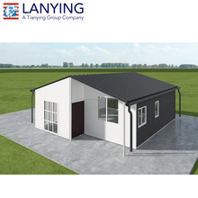 China low cost new design prefabricated homes/prefab house/ sandwich panel Prefabricated house