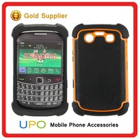 [UPO] Newest Stylish Rubber Silicon PC Cell Phone Cover Case for Blackberry 9700