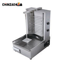 Best Automatic Electric Stainless Steel Shawarma Grill Machine