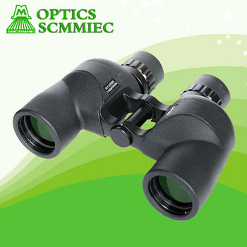 Waterproof high quality Binoculars QB 8X42 BAK4 coated green film