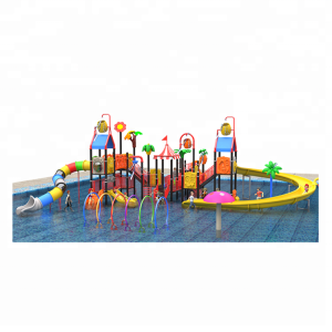 new design large water park slides for sale
