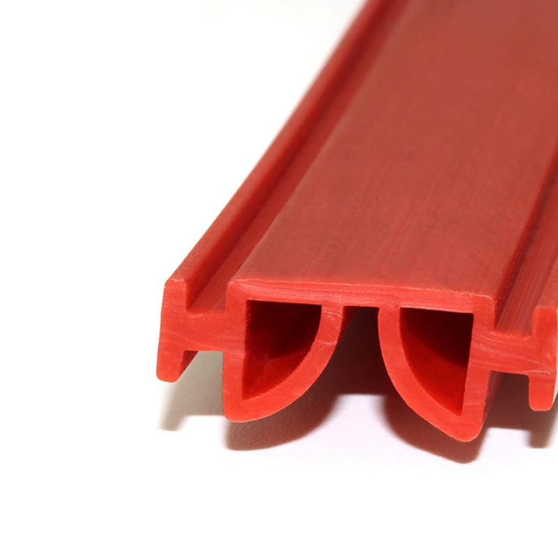 Weather resistant pvc suction window edge strip